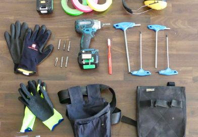 Ich packe meinen Koffer: Boulderbau