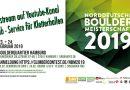 Livestream der Norddeutschen Bouldermeisterschaft 2019
